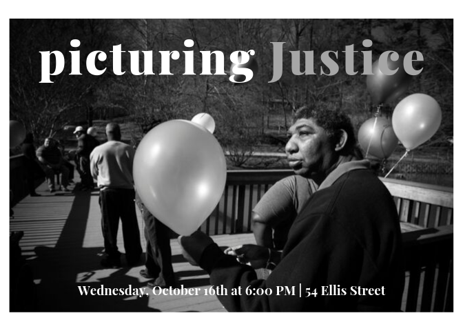 Picturing Justice Opening Reception